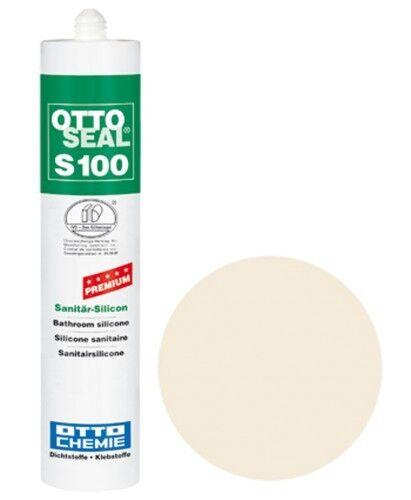 OTTOSEAL® S100 Premium-Sanitär-Silikon/Silicon 300 ml - Fugenweiß C69