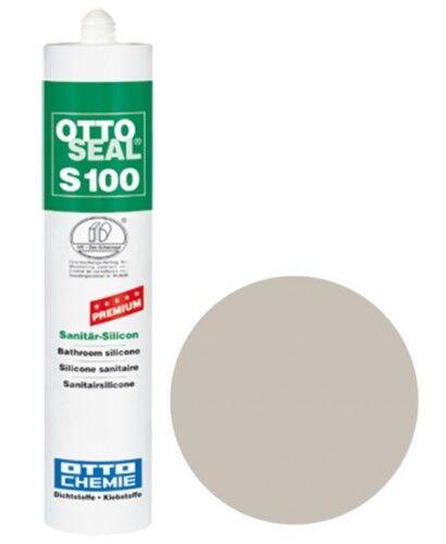OTTOSEAL® S100 Premium-Sanitär-Silikon/Silicon 300 ml - Sandbeige C6672