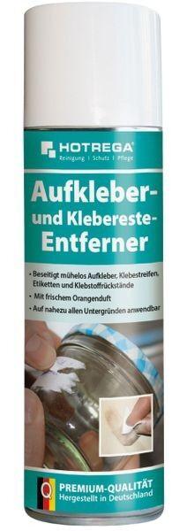 HOTREGA® Aufkleber- und Klebereste-Entferner 300 ml