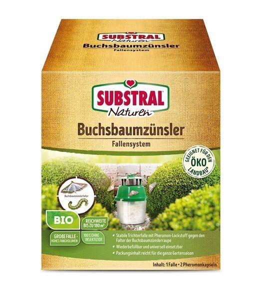 SUBSTRAL® Naturen® Buchsbaumzünsler Fallensystem