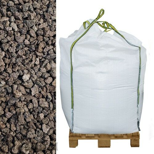 Hamann Lava-Mulch Rot 16-32 mm Big Bag 600 l