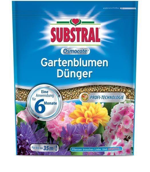 SUBSTRAL® Osmocote® Gartenblumen 1,5 kg