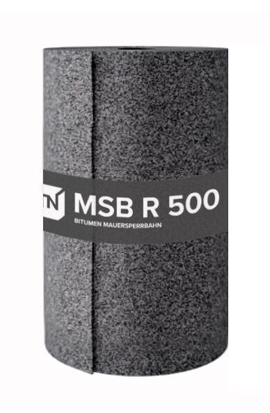 Bitumen Mauersperrbahn MSB 36,5 cm x 10 m