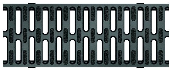 ACO Self® Kunststoff Microgrip-Rost 500 mm
