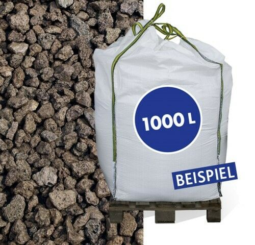 Hamann Lava-Mulch Rot 8-16 mm Big Bag 1000 l