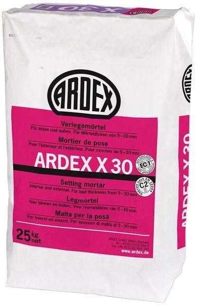 ARDEX X 30 Verlegemörtel 25 kg