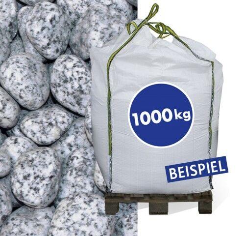 Hamann Granit-Gletscherkies Grau 40-60 mm Big Bag 1000 kg