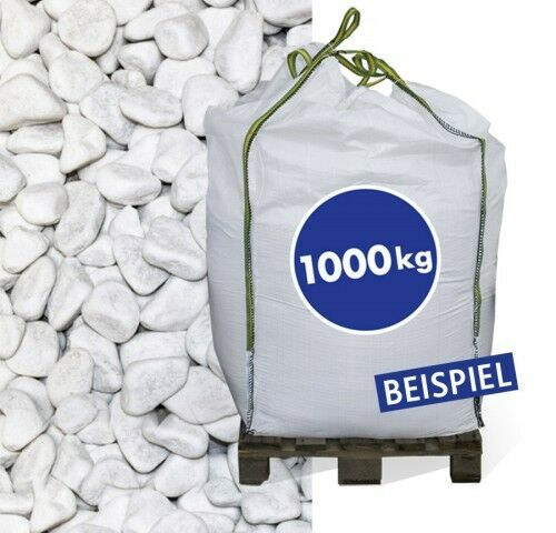 Hamann Marmorkies Carrara 7-15 mm Big Bag 1000 kg