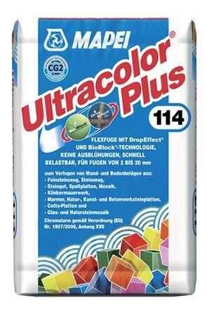 Mapei Ultracolor Plus Fugmörtel Weiß 5 kg