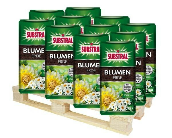 SUBSTRAL® Blumenerde 2310 l