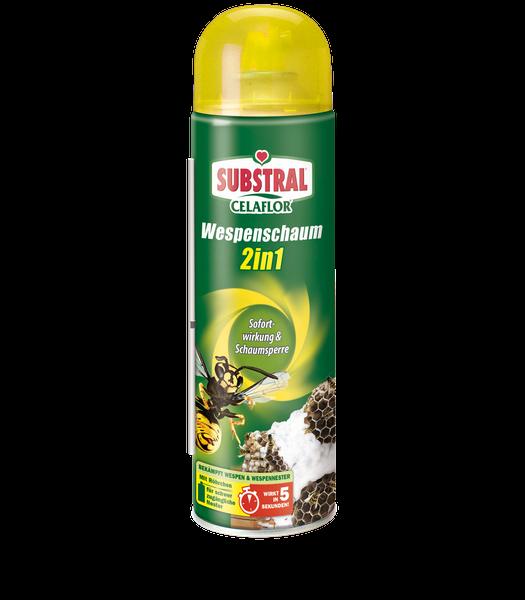 CELAFLOR® Wespen-Schaum 2 in 1 500 ml