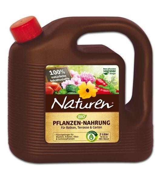 NATUREN® Bio Pflanzen-Nahrung 2 l