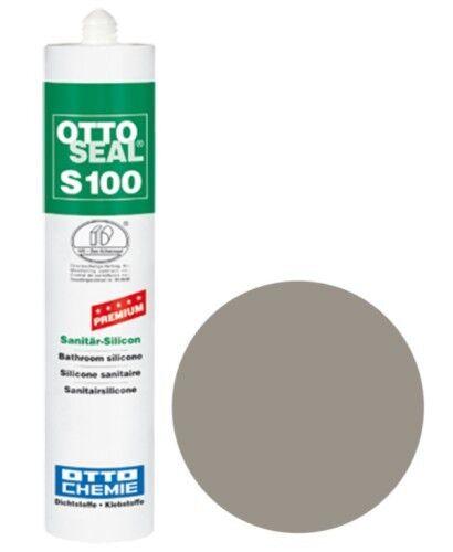 OTTOSEAL® S100 Premium-Sanitär-Silik on/Silicon 300 ml - Seide C6778