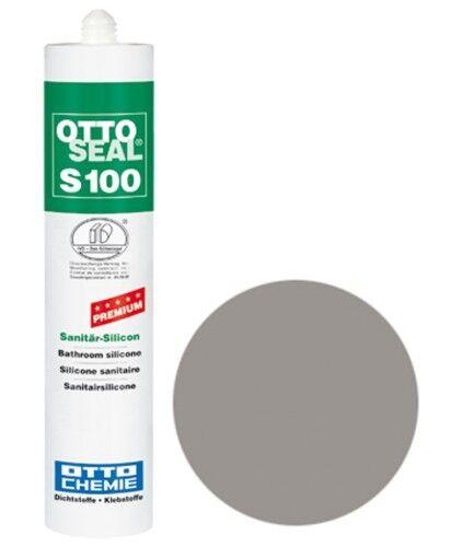 OTTOSEAL® S100 Premium-Sanitär-Silikon/Silicon 300 ml - Basalt C1105