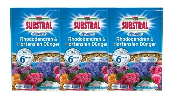 SUBSTRAL® Osmocote® Rhododendren & Hortensien Dünger 4,5 kg