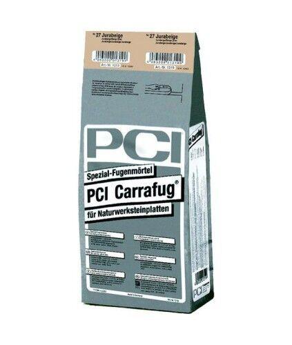PCI Carrafug® Spezial-Fugenmörtel 5 kg - Nr. 26 Perlgrau
