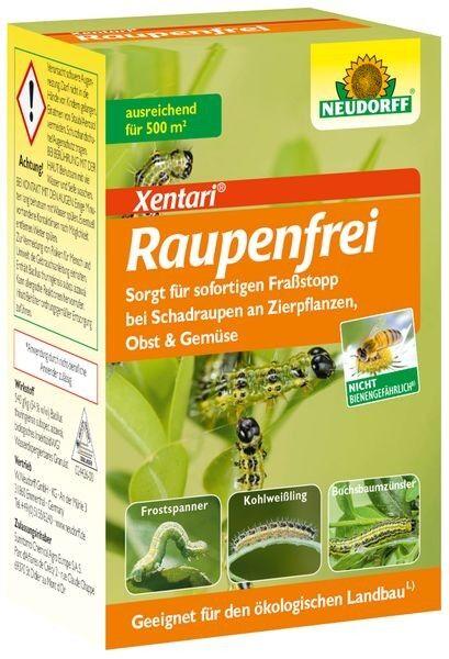 Neudorff Raupenfrei Xentari® 25 g
