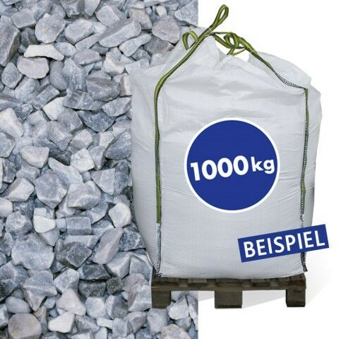 Marmorsplitt Ice Blue 8-16mm 1.000kg Big Bag