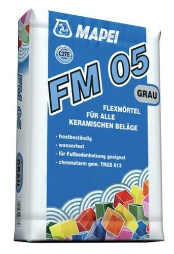 MAPEI FM 05 Flexklebemörtel 25 kg