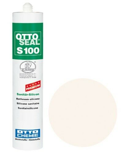 OTTOSEAL® S100 Premium-Sanitär-Silikon/Silicon 300 ml - Jasmin C08