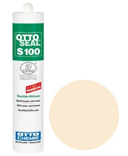 OTTOSEAL® S100 Premium-Sanitär-Silikon/Silicon 300 ml - Natura C55