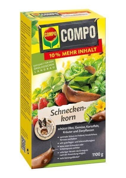 COMPO Schneckenkorn 1,1 kg