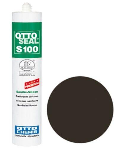 OTTOSEAL® S100 Premium-Sanitär-Silikon/Silicon 300 ml - Braun C05