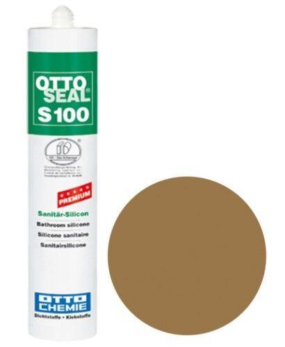 OTTOSEAL® S100 Premium-Sanitär-Silikon/Silicon 300 ml - Umbra C60