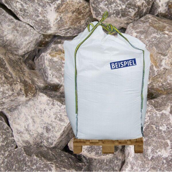 Kalksteinbruch Grau 70-120 mm 600kg Big Bag