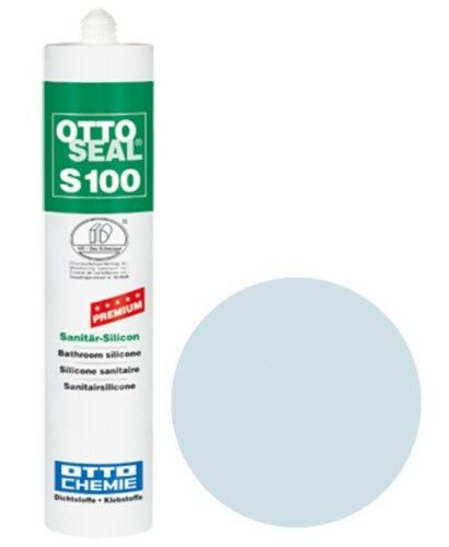 OTTOSEAL® S100 Premium-Sanitär-Silikon/Silicon 300 ml - Crocusblau C753