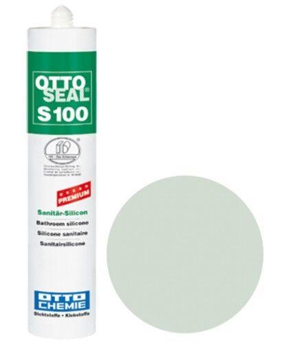 OTTOSEAL® S100 Premium-Sanitär-Silikon/Silicon 300 ml - Ägäis C91