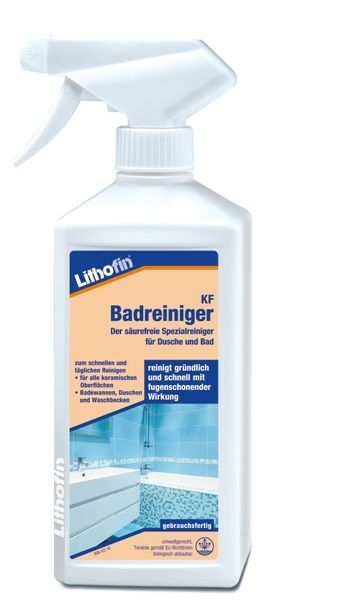 Lithofin® KF Badreiniger 500 ml