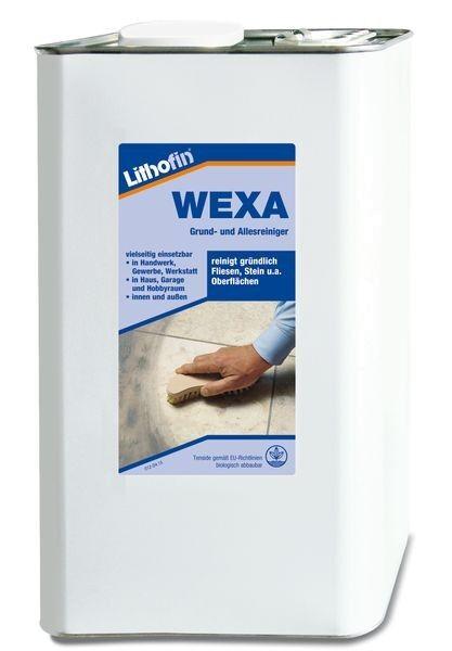 Lithofin® WEXA Grund- und Allesreiniger 5 l