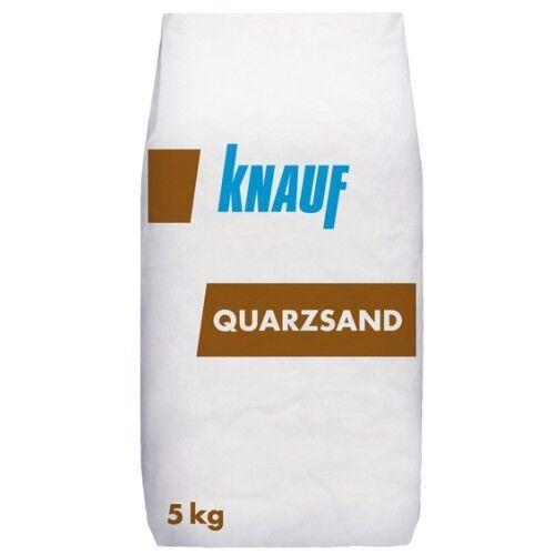 Knauf-Quarzsand 5 kg 01 mm bis 0,5 mm