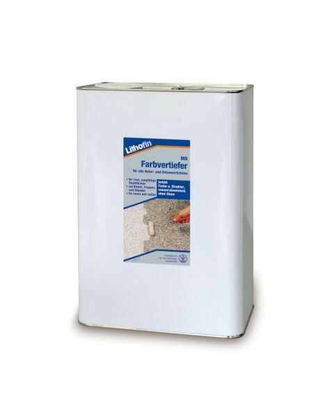 Lithofin® MN Farbvertiefer 10 l