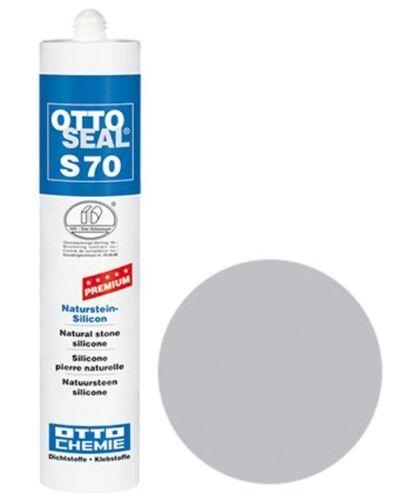 OTTOSEAL® S70 Premium-Naturstein-Silikon/Silicon 310 ml - Manhattan C43