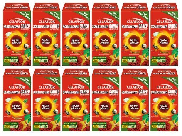 CELAFLOR® Schädlingsfrei CAREO Konzentrat für Zierpflanzen 3 l
