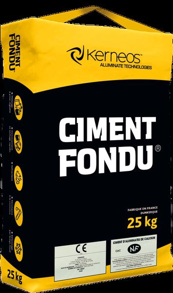 Kerneos Ciment Fondu® Tonerdezemente 25 kg