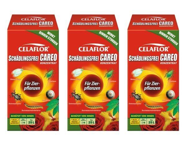 CELAFLOR® Schädlingsfrei CAREO Konzentrat für Zierpflanzen 750 ml