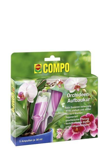 COMPO Orchideen-Aufbaukur 150 ml