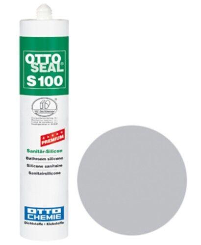 OTTOSEAL® S100 Premium-Sanitär-Silikon/Silicon 300 ml - Manhattan C43