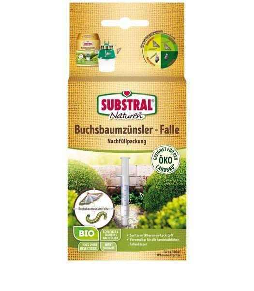 SUBSTRAL® Naturen® Buchsbaumzünsler-Falle Nachfüllpackung