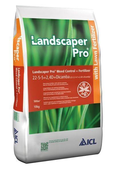 ICL Landscaper Pro Weed Control - Unkrautvernichter mit Rasendünger 10 kg