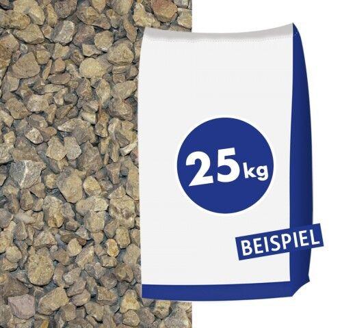 Kalksplitt Latte Macchiato 8-16mm 25kg Sack