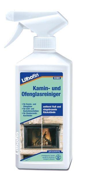 Lithofin® Kamin- und Ofenglasreiniger 500 ml