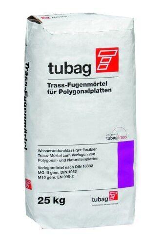 Tubag TFP Trass-Fugenmörtel 25 kg