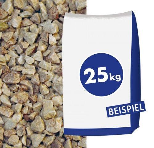 Marmorsplitt Tiroler Rot 8-16mm 25kg Sack