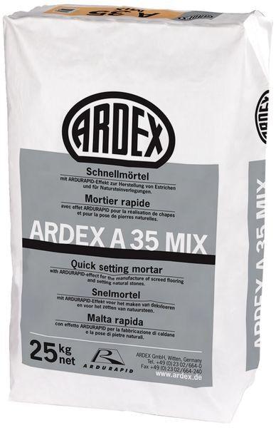 ARDEX A35 MIX Schnellmörtel 25 kg