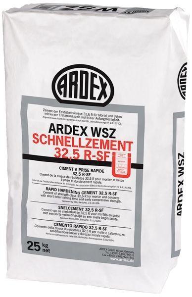 ARDEX WSZ Schnellzement 32,5 R-SF 25 kg