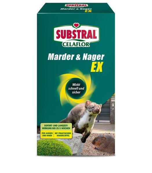 SUBSTRAL® CELAFLOR® Marder & Nager Ex 300 g